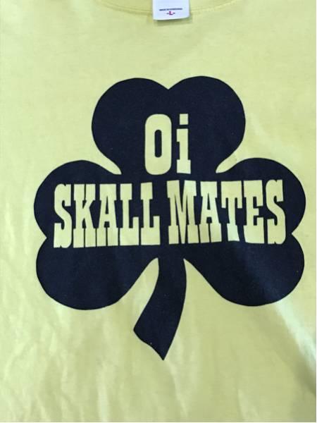 oi skallmates オイスカルメイツ Tシャツ Lサイズ その2
