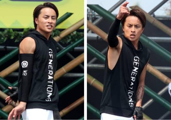 白濱亜嵐【GENERATIONS】『MTV ZUSHI FES 13』生写真