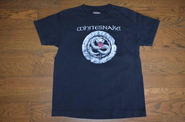 ●USED!ホワイトスネイク2008ツアーTシャツ黒 キッズサイズ