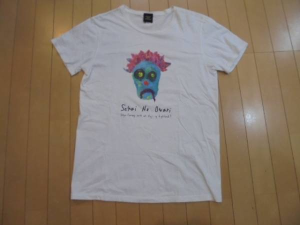 SEKAI NO OWARI セカオワ Tシャツ ライブグッズの画像