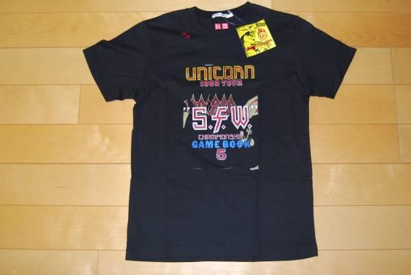 ◆新品未着用 ユニクロ × ユニコーン コラボ 再結成記念 Tシャツ Sサイズ 定形外250円可