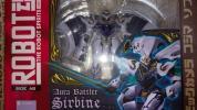 サーバイン ROBOT魂 New Story of Aura Battler DUNBINE [SIDE AB] サーバイン 初版未開封