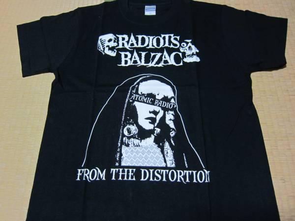 BALZACxRADIOTS コラボTシャツ secretbasetwimbxhバルザックapeバウンティ
