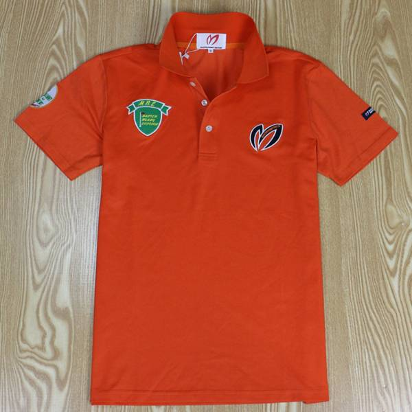 PEARLYGATES パーリーゲイツPG半袖ポロシャツ 0900オレンジ L/5サイズ