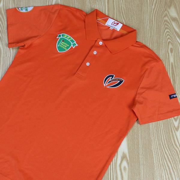 PEARLYGATES パーリーゲイツPG半袖ポロシャツ 0900オレンジ L/5サイズ_画像3