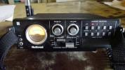 合法CB無線機 ナショナルRJ-580 500mW 8チャンネル CBトランシーバー