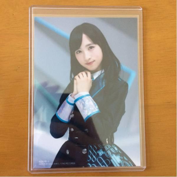 AKB48 シュートサイン通常版写真 小栗有以 チーム8 ライブ・総選挙グッズの画像