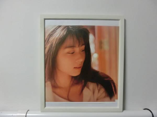 坂井泉水 額装 四切ウッドフレーム2個セット ① ZARD ライブグッズの画像