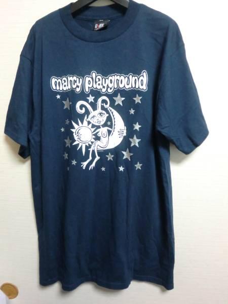 giantジャイアント☆marcy playground プリントTシャツL♪USA製