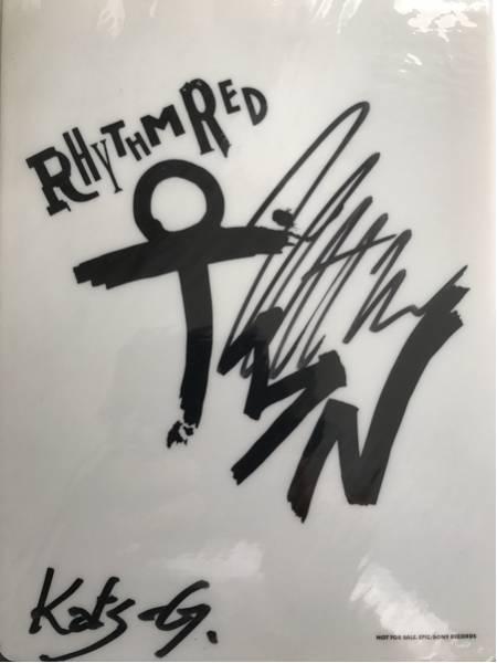 【激レア】宇都宮隆、葛城哲哉 直筆サイン