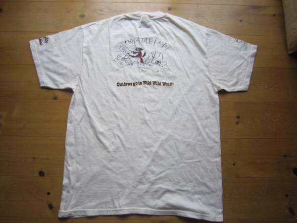希少!未使用!奥田民生1997股旅ツアーTシャツ 送料164円