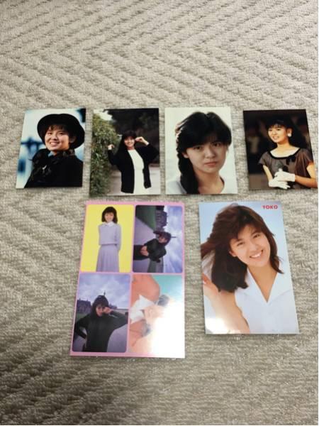 南野陽子 写真セット グッズの画像