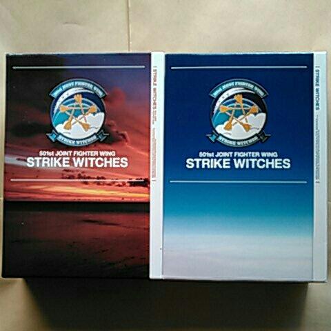 ストライクウィッチーズ1&2 初回限定版 DVD 全6巻 グッズの画像