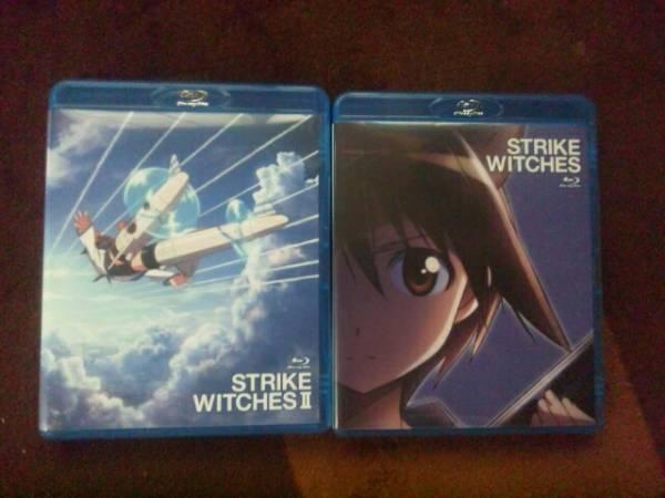 ストライクウィッチーズ1&2 限定版 Blu-ray  グッズの画像