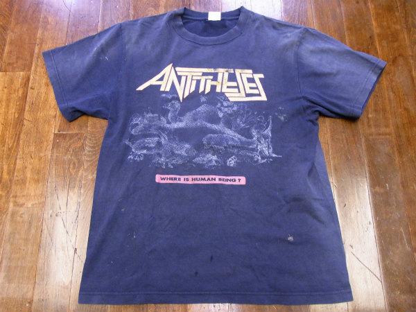●80s90s ビンテージ バンドTシャツ USA製 M程 黒 ジャスティンビーバー