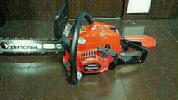 1円スタート ゼノア チェーンソー GZ4350EZ 18インチ GZ4300