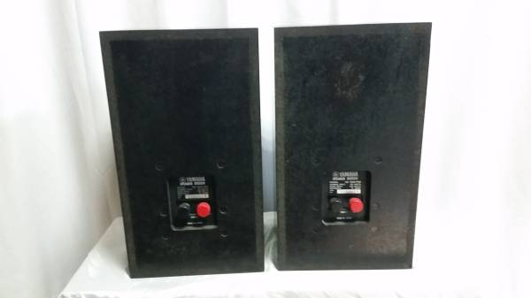 YAMAHA ブックシェルフ型スピーカー NS-10M Pro 比較的美品 15日保証_画像3