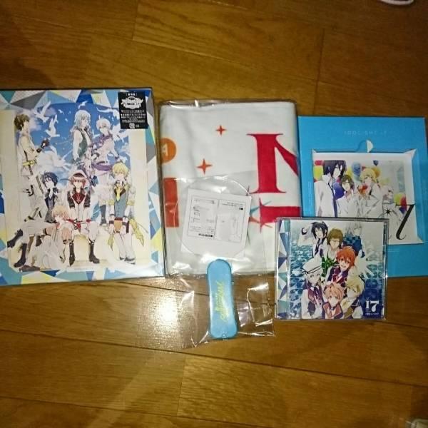 アイドリッシュセブン/IDOLiSH7/アイナナ/1st Anniversary豪華盤アルバム/ペンライト/タオル/缶バッジ/フォトブック/CD グッズの画像