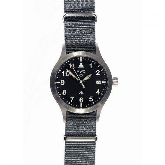 即納【MWC時計】MKIII オートマチック  W10 ステン色 マークスリー 自動巻き ミリタリーウォッチ オシャレな時計