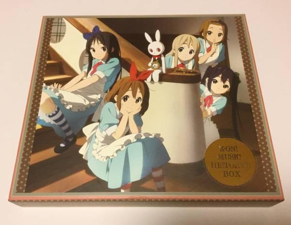 けいおん K-ON! MUSIC HISTORY'S BOX [検:フィギュア ギター ポスター