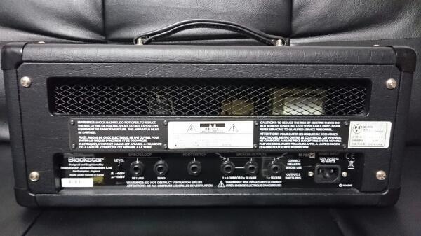 完全動作品 Blackstar ht-5h(ヘッドアンプ)
