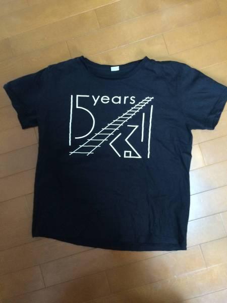 くるり 15周年記念 Tシャツ remember me