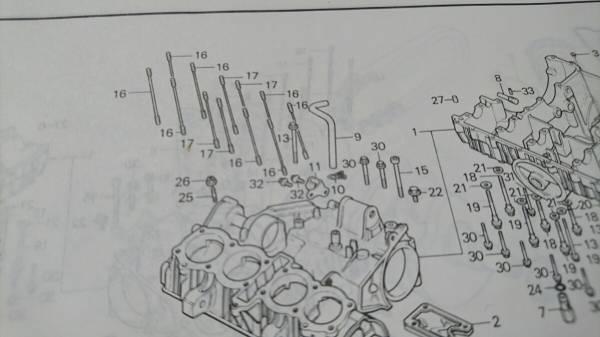超希少! 純正 新品 CBX400F クラッチケーブルレシーバー 当時物 送料無料! CBX550F_画像3