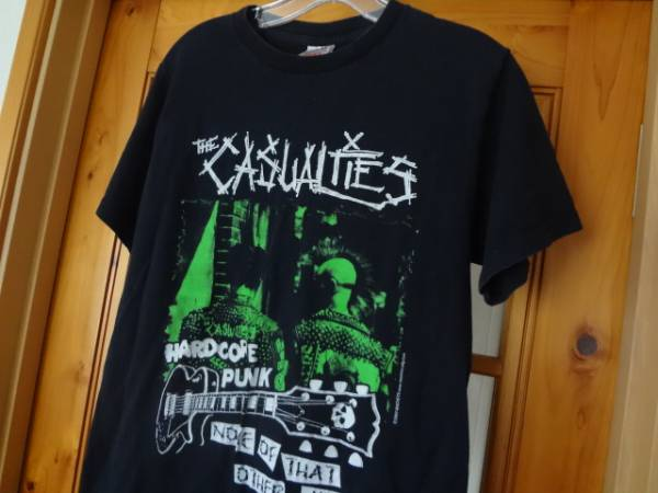 THE CASUALTIES Tシャツ ◆ 666 パンク PUNK