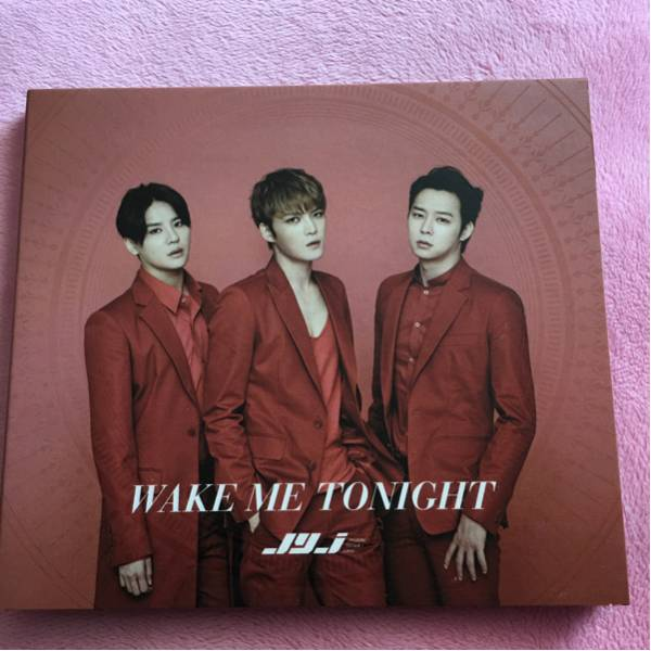 WAKE ME TONIGHT JYJ