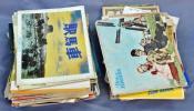古い映画の パンフレットなど まとめて8Kg 60年位前?