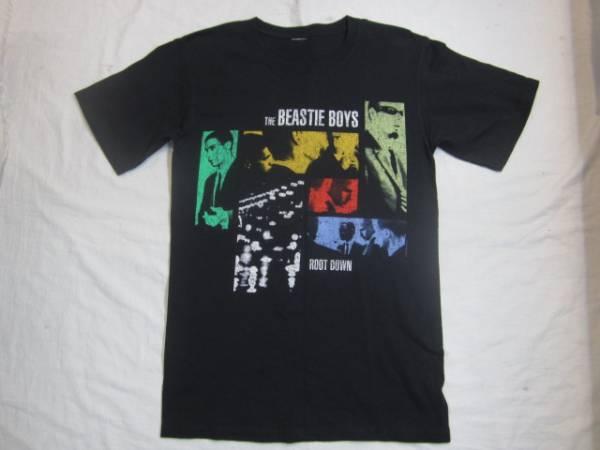 BEASTIE BOYS ビースティーボーイズ ROOT DOWN Tシャツ 黒
