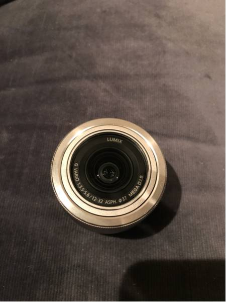 パナソニック Panasonic LUMIX G VARIO 12-32mm/F3.5-5.6 ASPH