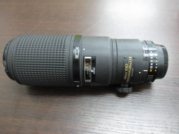 カメラ祭 Nikon ニコン AI AF Micro-Nikkor 200mm f/4D IF-ED