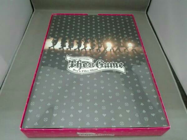 (DVD)Amuse presents The Game 2010 Boys Film Show [ローソン限定 豪華スペシャルDVD BOX] /神木隆之介 佐藤健 三浦春馬 グッズの画像