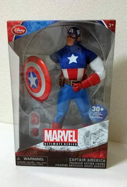 キャプテンアメリカ マーベル Marvel アクションフィギュア 新品 未開封 即決 映画グッズの画像