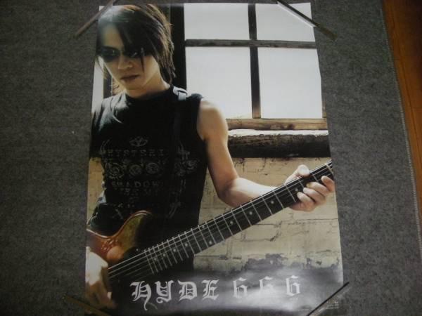 HYDE(L'Arc~en~Ciel)/666 ポスター