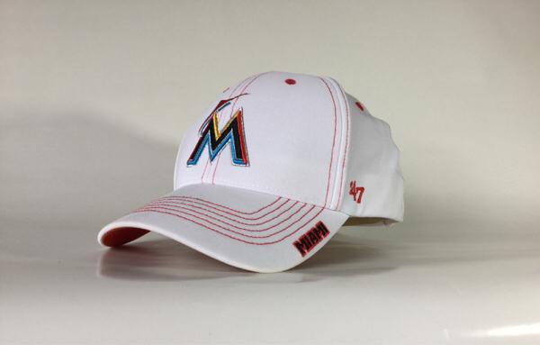マイアミ マーリンズ MLBキャップ グッズの画像