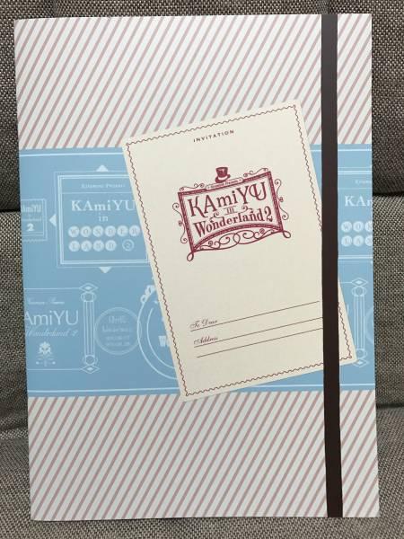 KAmiYU in Wonderland 2 パンフレット 神谷浩史 入野自由 グッズの画像