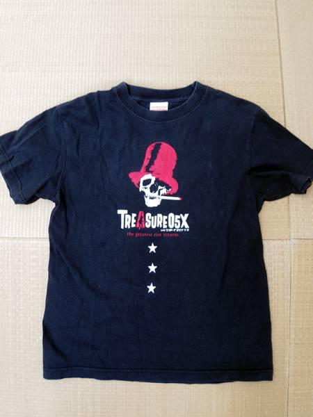 ◆TREASURE05x Tシャツ ELLEGARDEN 10-FEET マキシマムザホルモン 9mm 2008 フェス スタパン knotlamp B-DASH