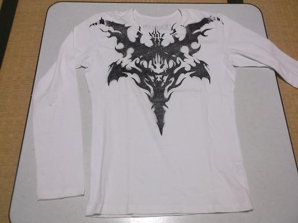 ▼ ガクト Gackt ★ DIABOLOS 2005ツアー 【 長袖Tシャツ 】 ライブグッズの画像