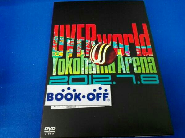 UVERworld Yokohama Arena(初回生産限定版) ライブグッズの画像