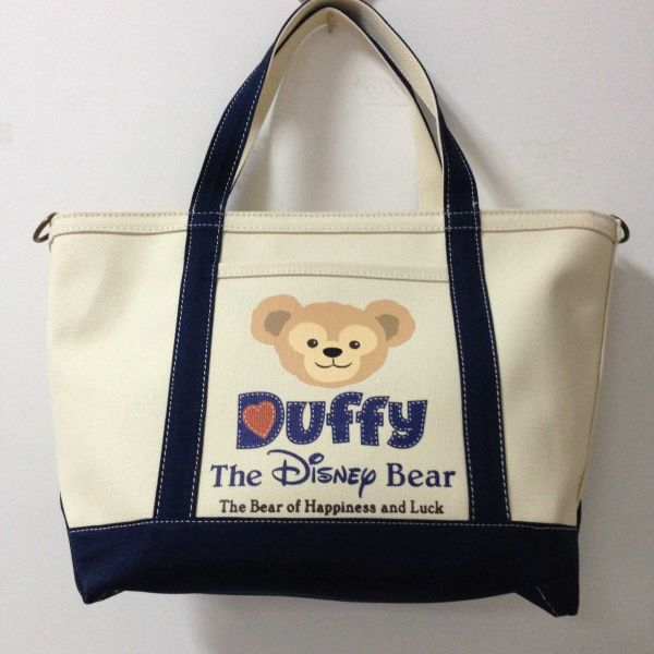 2wayバッグ L.L.Bean(エルエルビーン) Duffy Disney SEA ダッフィー ディズニーシー