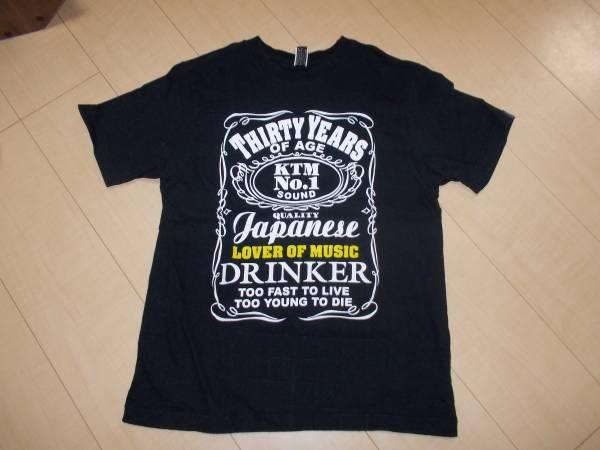 ケツメイシ KTM×QUENCH Tシャツ コラボ ケツノポリス クエンチ ライブグッズの画像