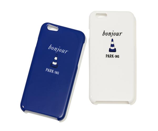 定価以下 iPhone 6 case bonjour records x PARKING GINZA 6S ブルー ボンジュール レコーズ スマホ カバー ケース POOL AOYAMA conveni HF
