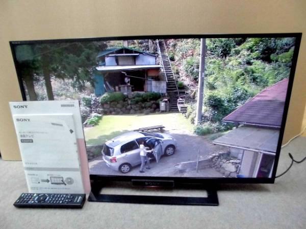 良品 SONY BRAVIA 32型液晶テレビ KDL-32W500A 2015年製 ソニー(8178)