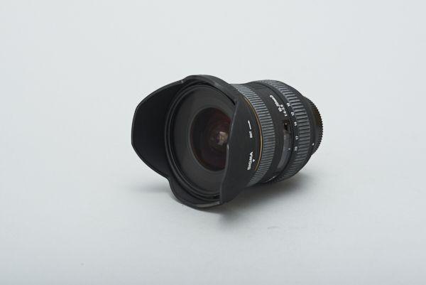 E-0002 Nikon Fマウント SIGMA 10-20mm F4-5.6 DC HSM EXフォーマット レンズプロテクタ付 超広角ズームレンズ APSC ニコン シグマ