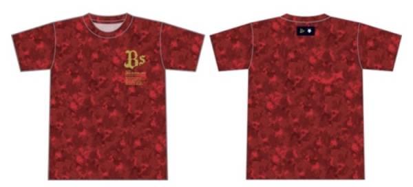 即決 2017 オリックスバッファローズ 夏の陣 6/25配布 デサント オリジナルTシャツ グッズの画像