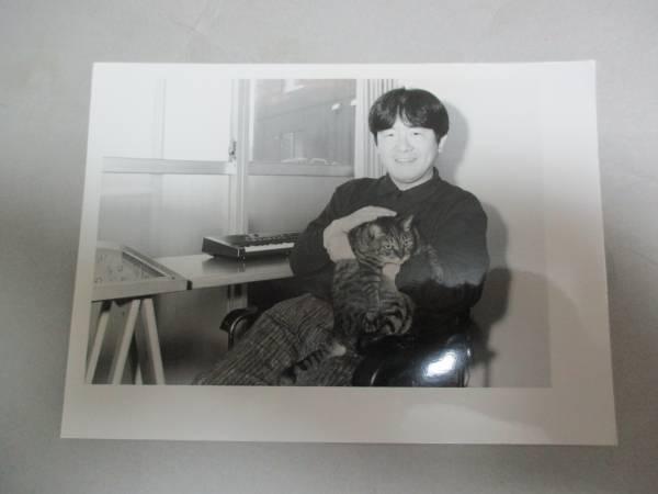 雑誌用写真 鈴木慶一 検索記号・ムーンライダーズ ●