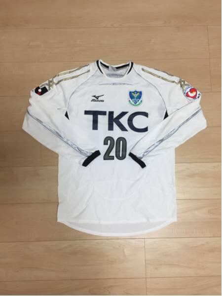 栃木SC 選手着用 2009 ユニフォーム 河原 愛媛FC