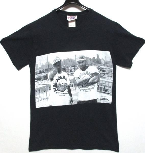 MOBB DEEP MILKCRATES Tシャツ PRODIGY プロディジー モブディープ RAP HIP HOP ヒップホップ フォト